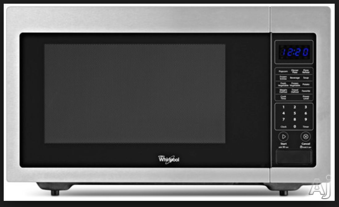 Whirlpool Under Counter Microwave Countertop Microwave