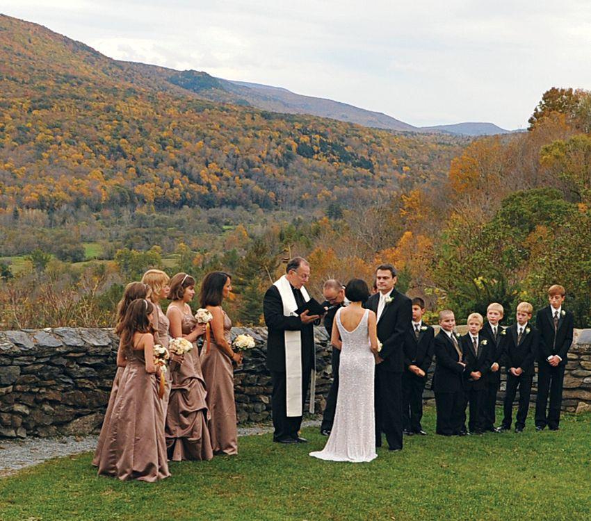 Destination ahead wedding venues in manchester vermont vermont manchester vt outdoor wedding and gorgeous dress junglespirit Choice Image