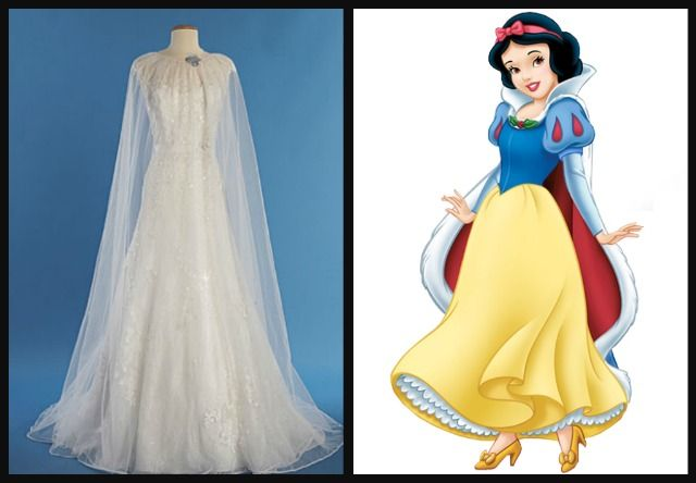 Disney snow white wedding dress at exclusive wedding decoration cool if you love disney there are a range of disney princess wedding dresses by alfred junglespirit Choice Image