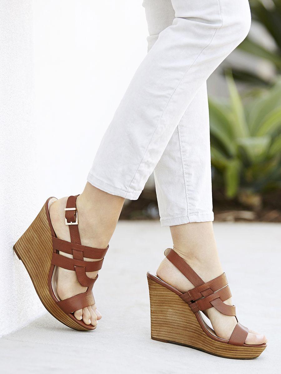 ca66c0742773 Platform wedge sandals