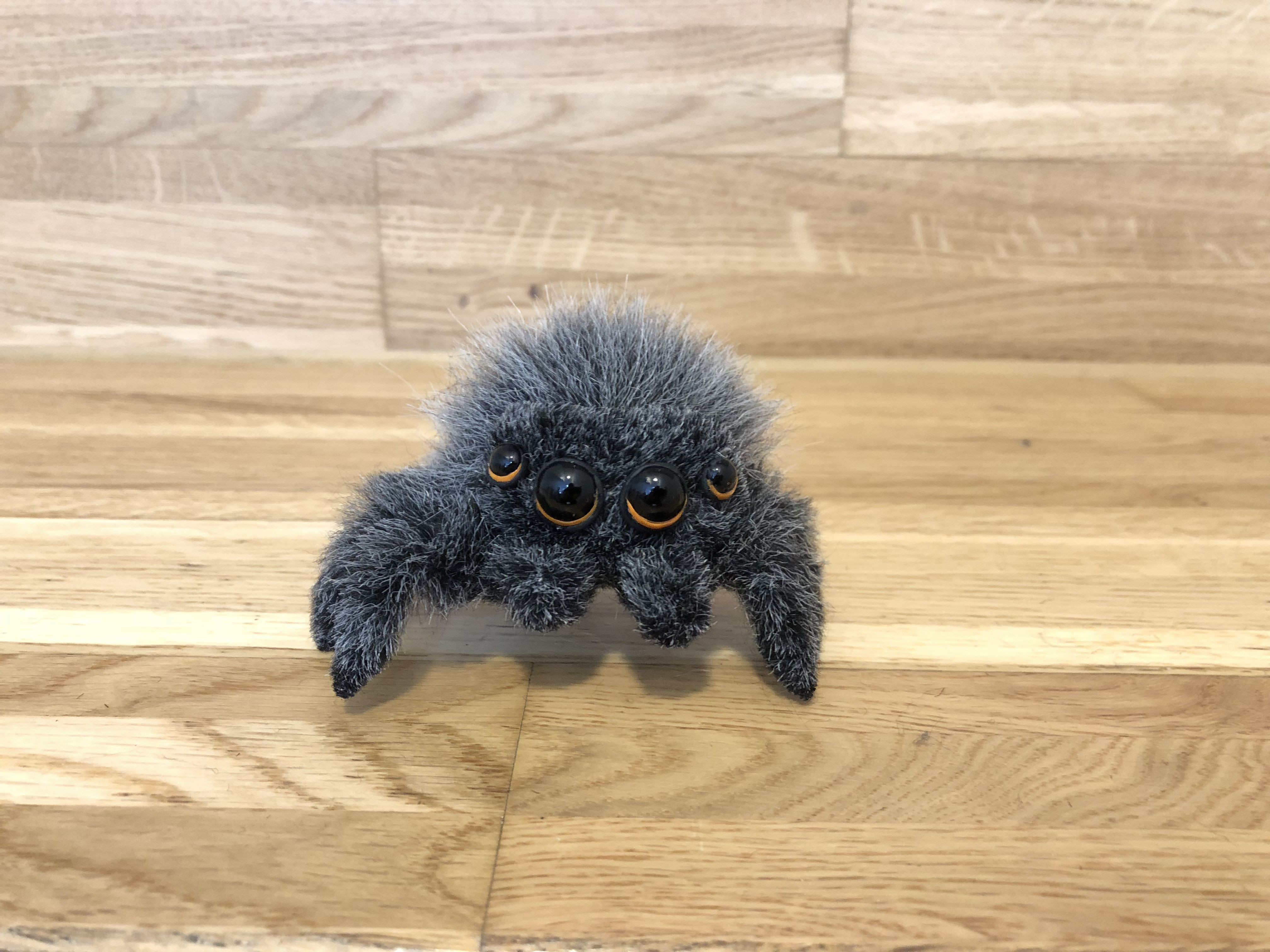 http//etsy.me/2mX2ktg Find cute spiders for sale or get a