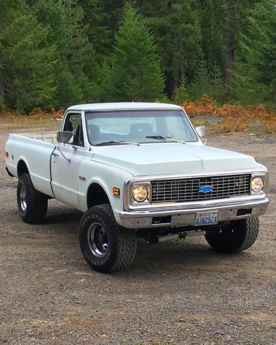 Check out kyles 1972 chevy k10 heres the stor 72