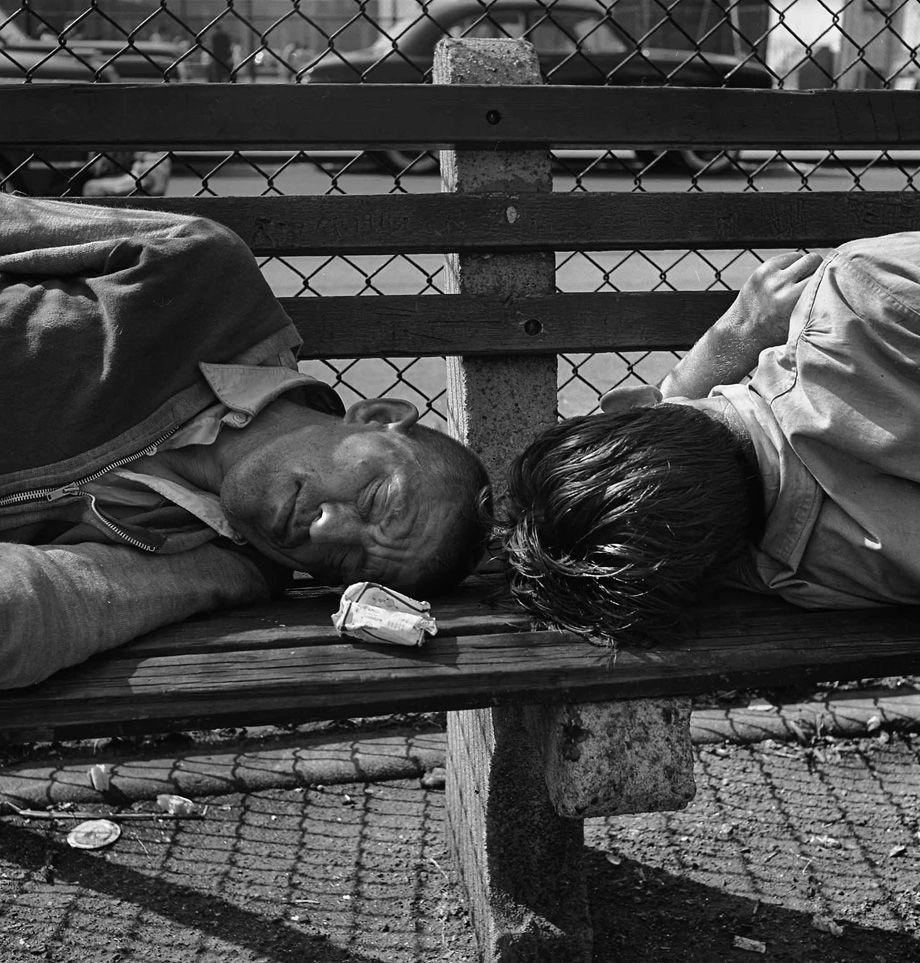 Vivian Maier - Nanny and secret street photographer extraordinaire.