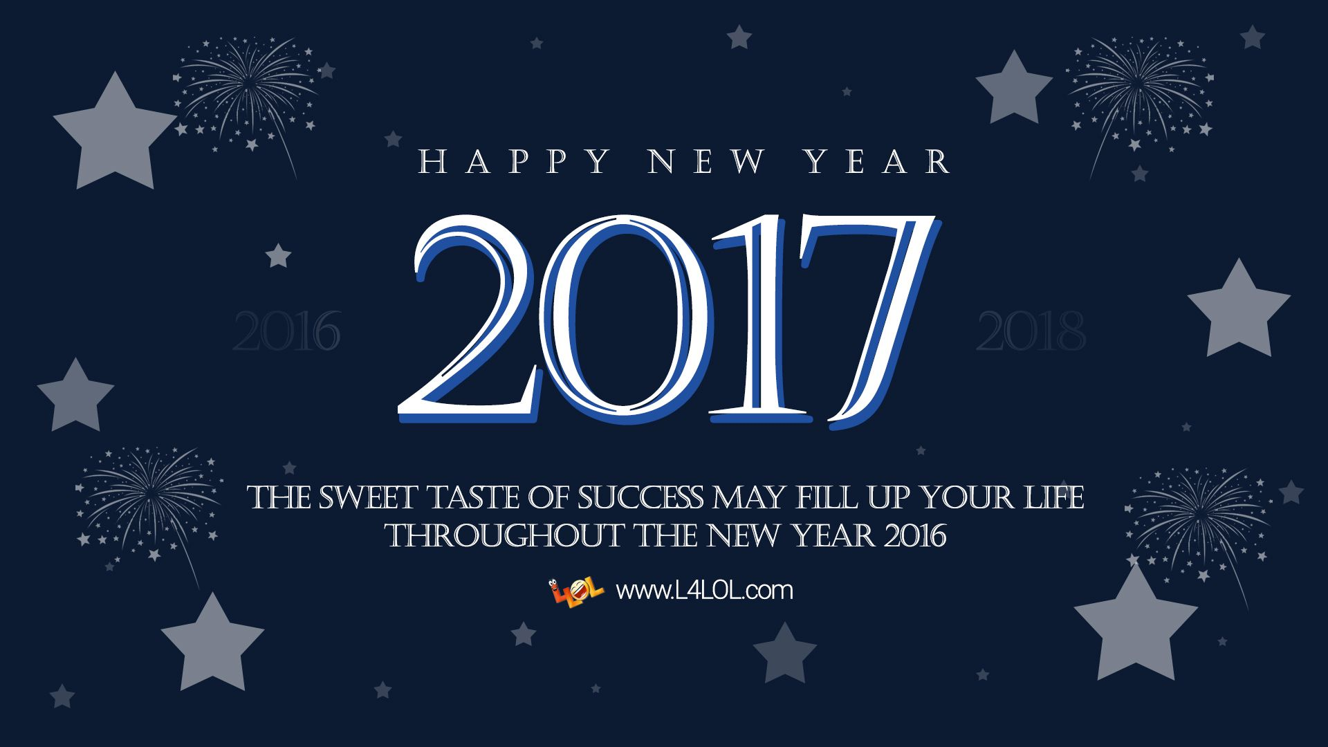 Hd wallpaper latest 2017 - Happy New Year 2017 Wallpapers Http Www Welcomehappynewyear2016 Com