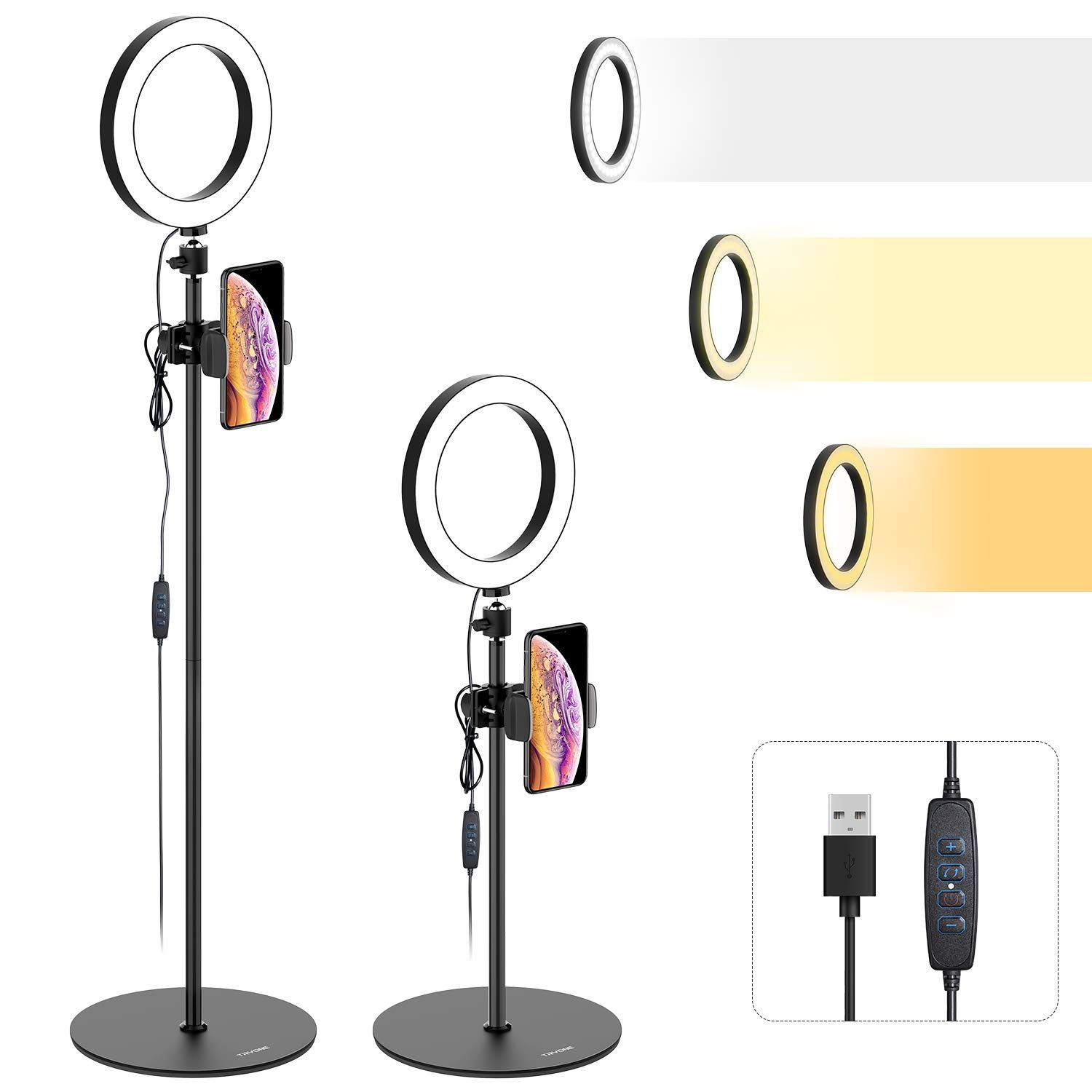 Ring Light With Stand And Cell P Led Selfie Ring Light Selfie Ring Light Ring Light With Stand