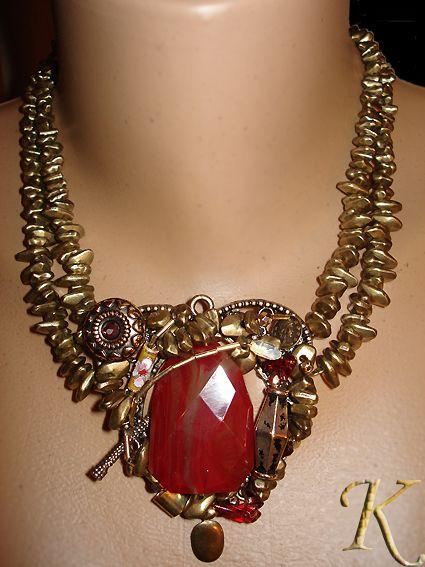 necklace 148 by KirkaLovesJewels.deviantart.com on @DeviantArt