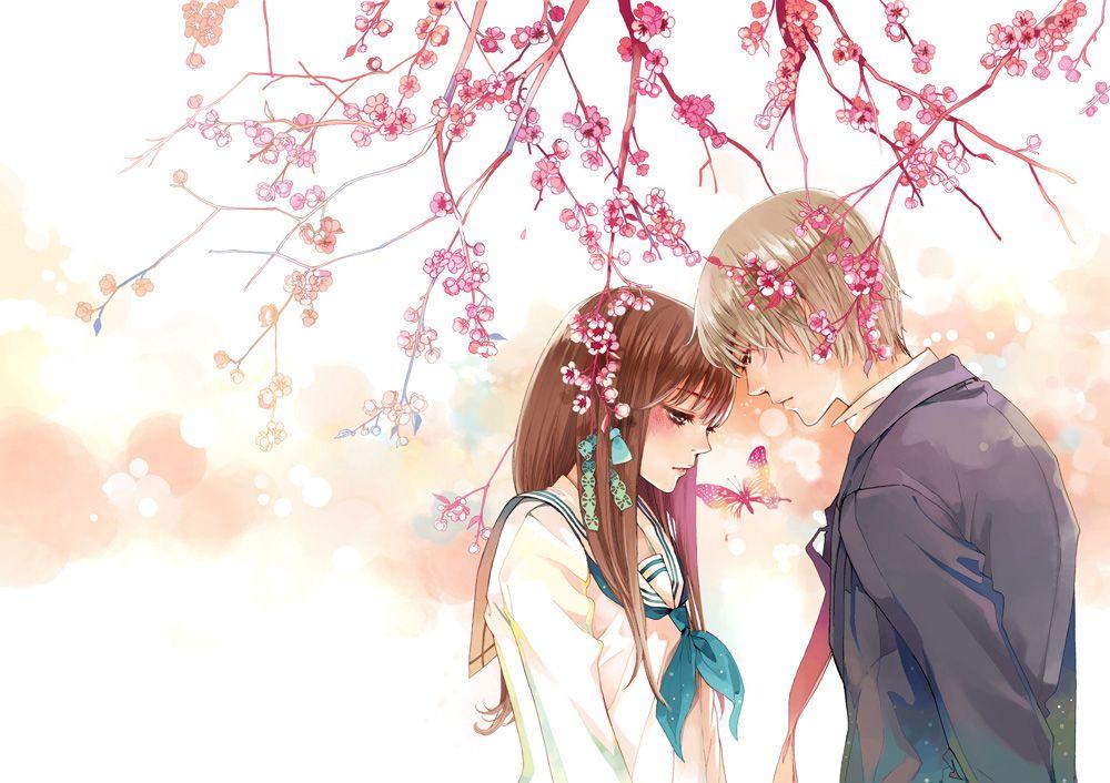 8ce02d2b1080b0f2737355fd6faff215 Ideas For Anime Art Boy And Girl Love @koolgadgetz.com.info