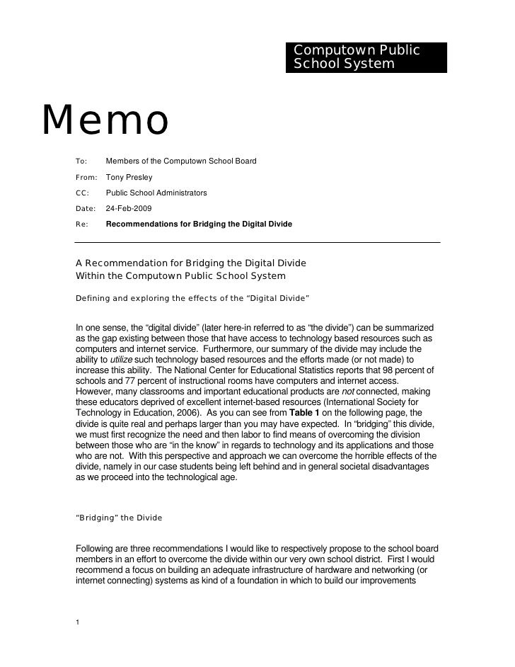 Example Of Memo Letter from i.pinimg.com