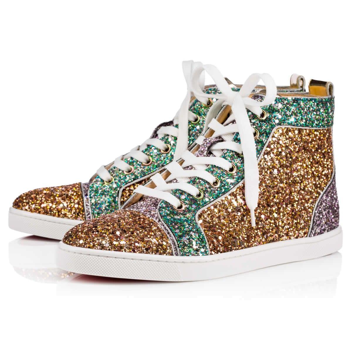 CHRISTIAN LOUBOUTIN. Christian Louboutin ShoesWomens FlatsHigh TopsFlat ...