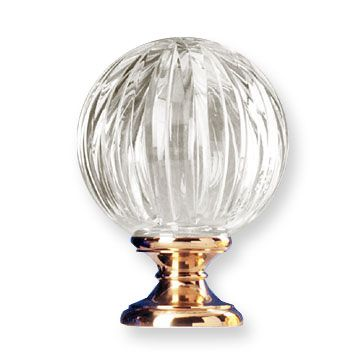 Exceptional And Came Across Some Pretty Crystal Staircase Finials Which Apparently .