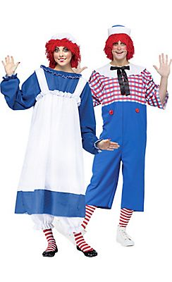 Apologise, raggedy ann and andy costume for adult useful