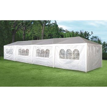 Costco 10 Ft X 40 Ft Party Tent Outdoor Spaces Outdoor Decor Outdoor Space