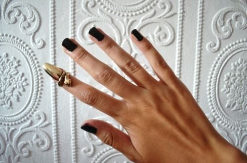 odd yet lovely nail jewelry