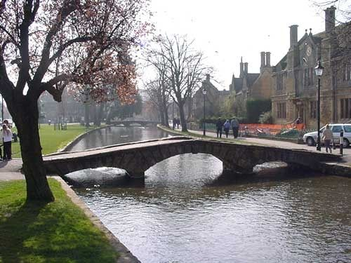 Bourton On The Water Places I Love