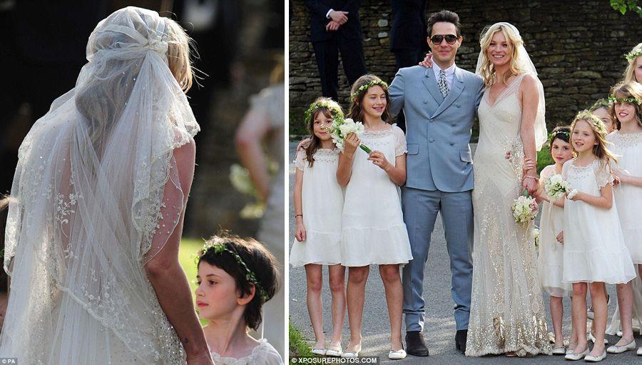 Friday Fancies: Kate Moss' Wedding