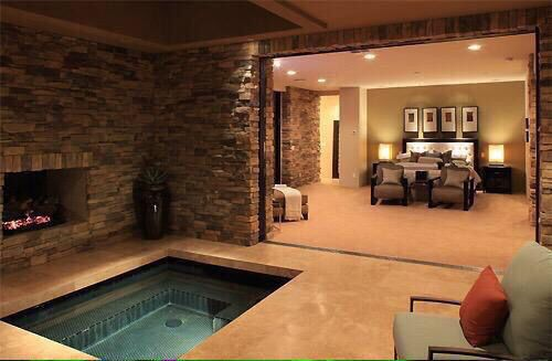 Charmant Hot Tub Bedroom