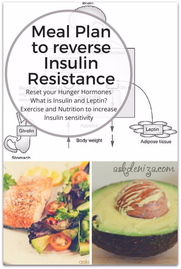 Join Thousands of Other People Reversing Insulin Resistance Everyday