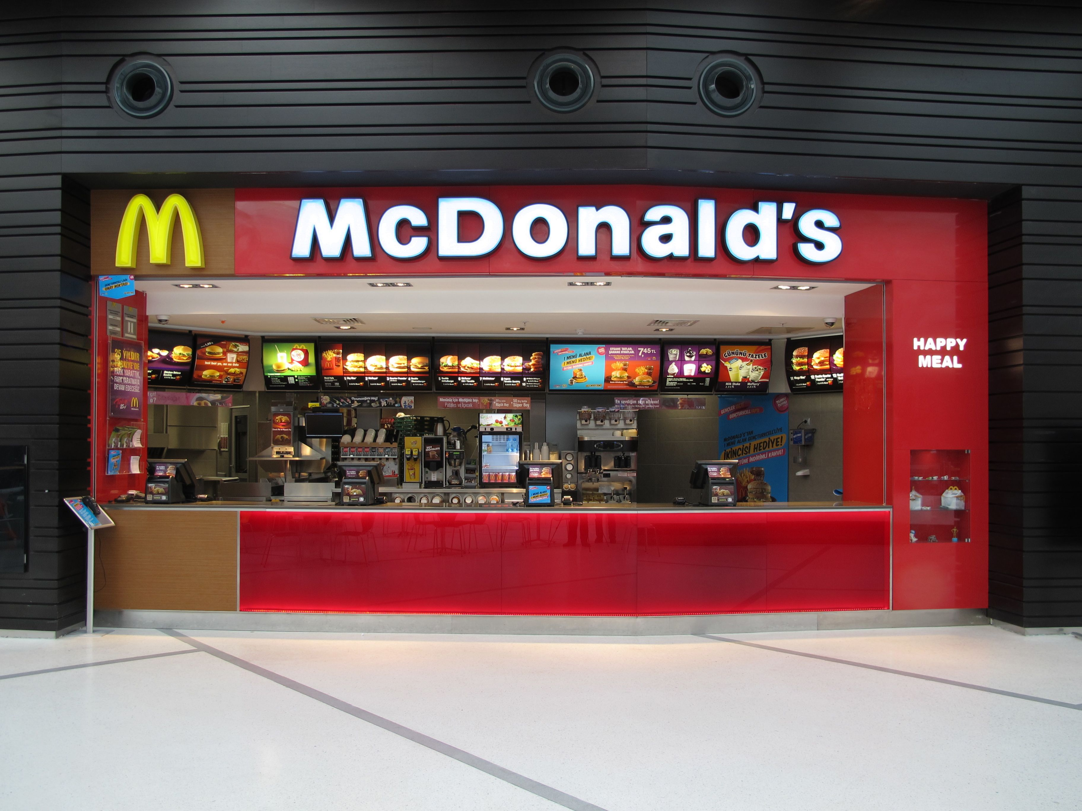 mcdonald u0027s forum kayseri restoranlarımız pinterest
