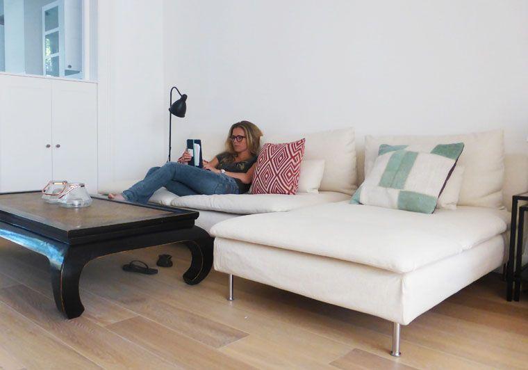 Ikea Soderhamn Bank : Ikea soderhamn couch bank new home home interior new homes