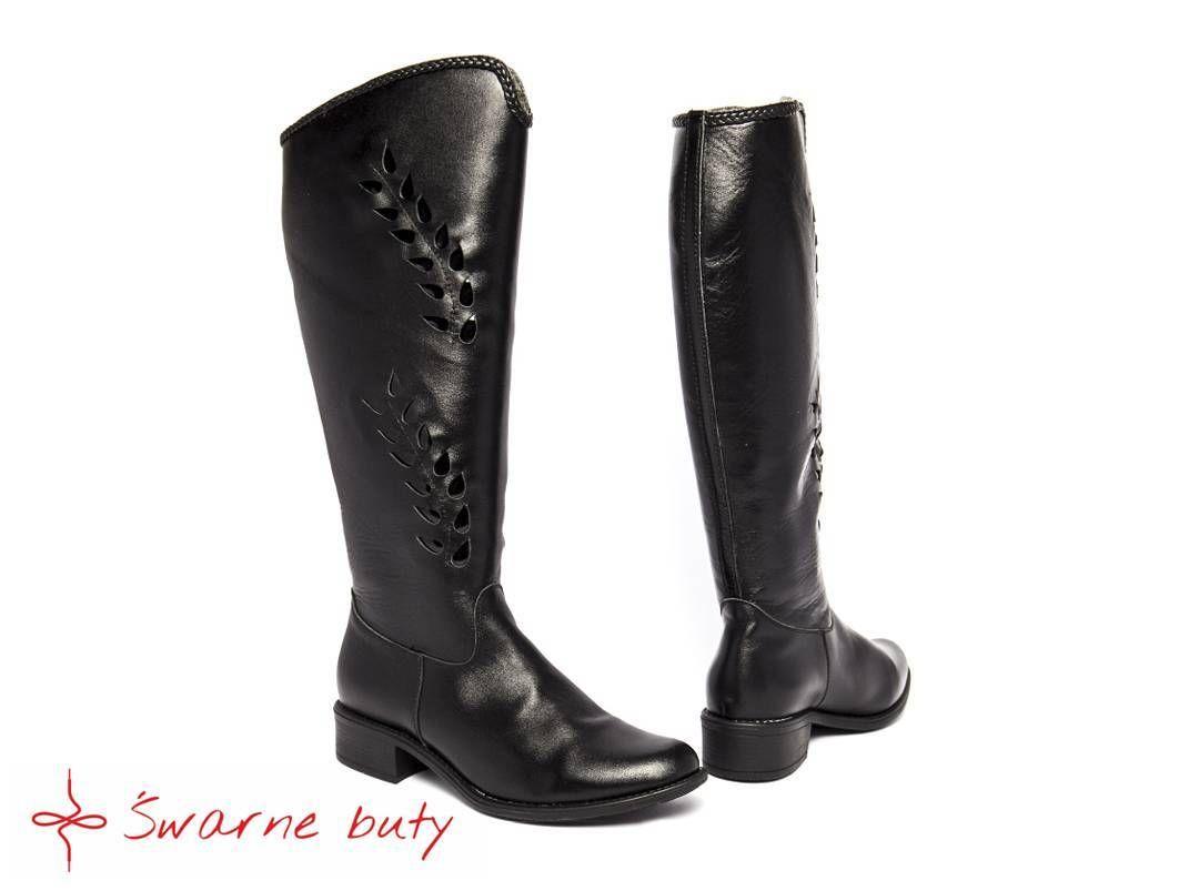 Ocieplane Oficerki Zadna Zima Im Nie Grozna Winter Zima Cieple Oficerki Kozaki Ludowe Folk Goralskie Boots Riding Boots Shoes