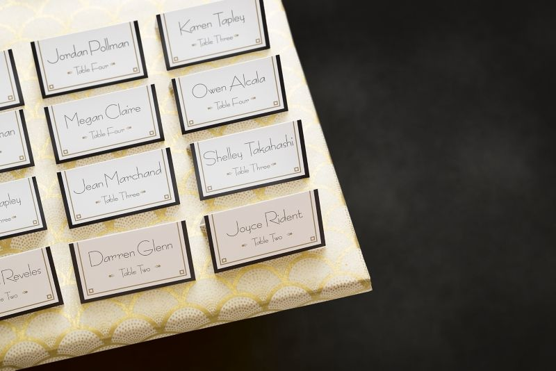 Easiest Escortplace Card That You Can Do DIY Print At Home Art - Avery place cards template
