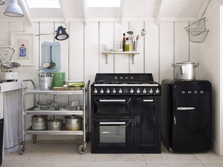 News Smeg S Style Electromenager Pinterest Smeg Et Cuisines - Cuisiniere smeg pour idees de deco de cuisine