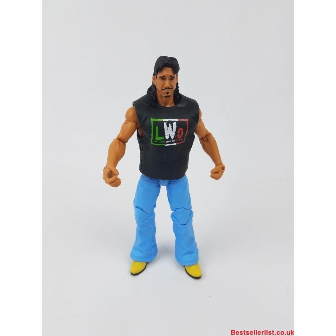 WWE Elite Scott Hall WCW Hall of Fame Exclusive Mattel Figure Loose
