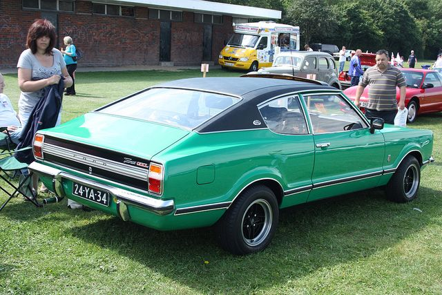 Ford Taunus 2 3 V6 Gxl Coupe Yes Please Stationwagon Ford