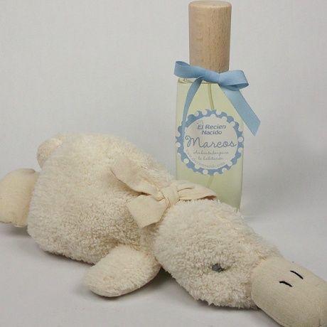 Fragancia personalizada para la habitaci n del beb for Cuando empezar a preparar la habitacion del bebe