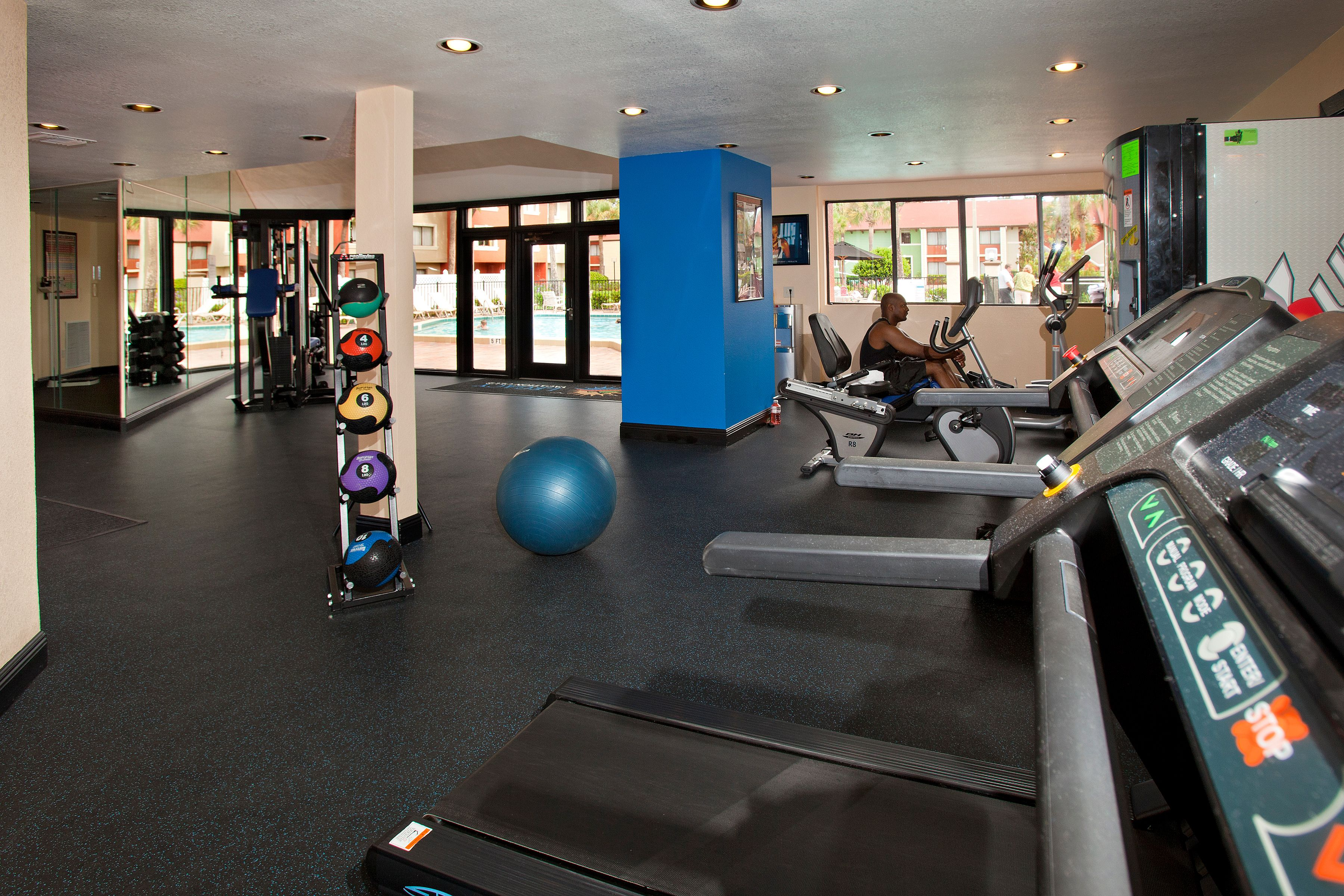Keep That Fitness Resolution Vacation Resorts Family Resort Vacations Florida Location