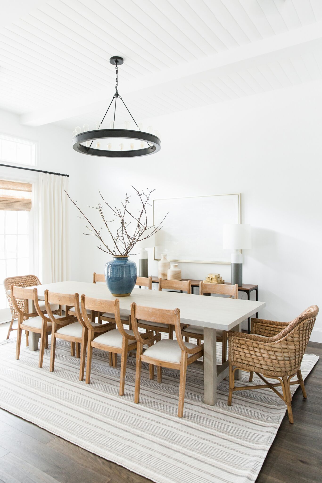 Casual Bright Laid Back California Great Room Living Dining Space Dining Room Remodel Dining Room Small Dining Room Design