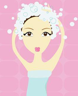 GirlsLife.com - BEAUTY 911: 3 Simple Tricks to Stay Frizz Free