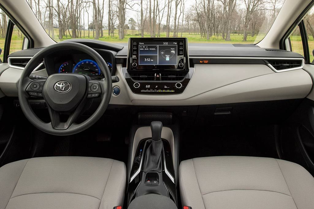 2020 Toyota Corolla Hybrid Vs 2020 Toyota Prius What S The Difference Autos Und Motorrader Autos Motorrad