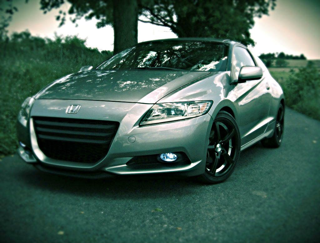 Just Bought New Wheels Honda Crz Forum Cr Z Hybrid Car Forums