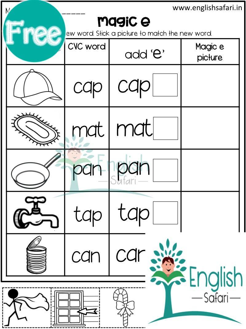 Free Short Vowels And Long Vowels Worksheet Www Englishsafari In In 2020 Vowel Worksheets Long Vowel Worksheets Vowel Anchor Chart