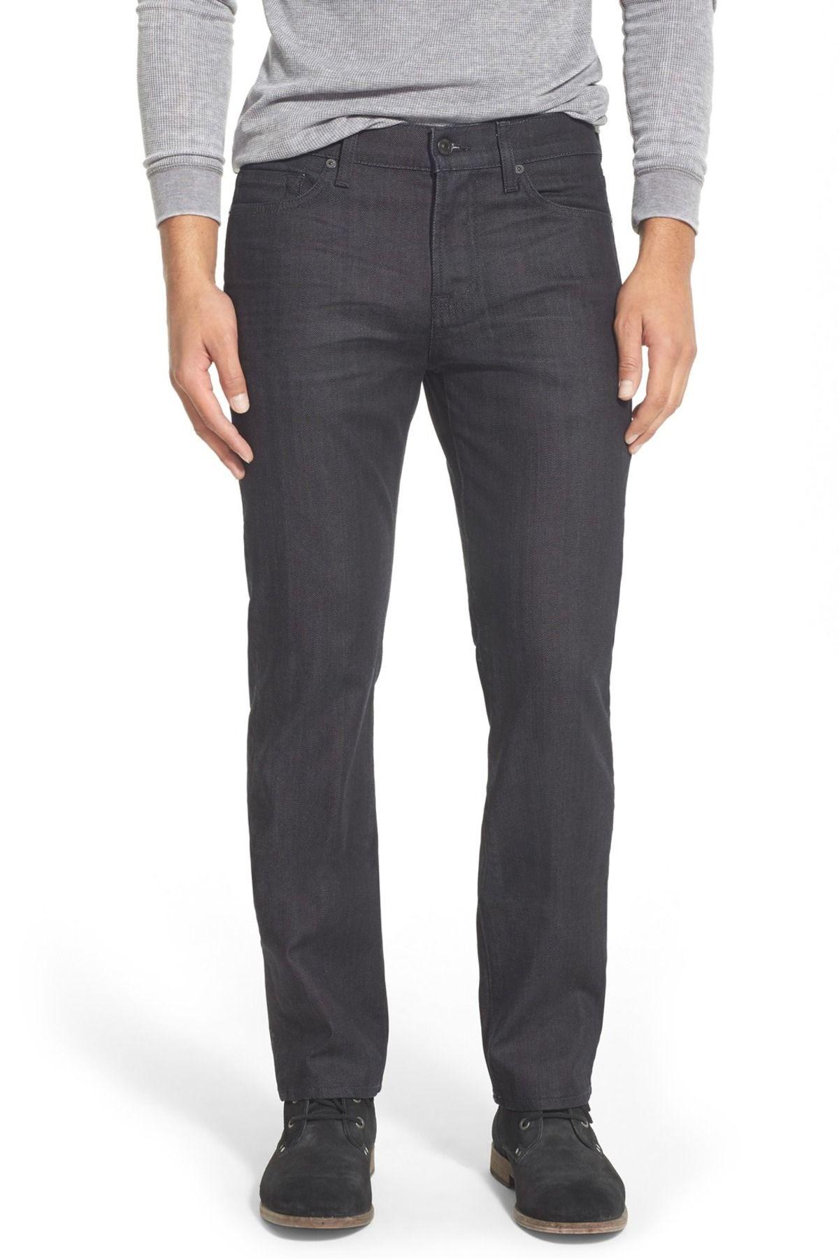 Slimmy Slim Straight Leg Jean