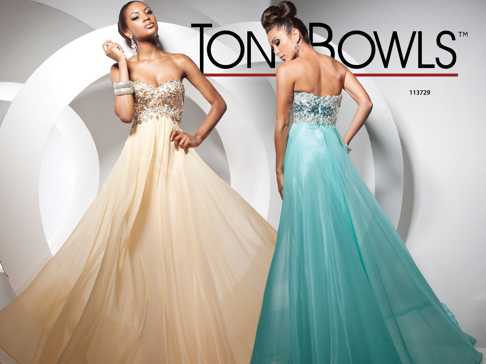 Tony Bowls Prom available at Albert Griffin Bridal, Lakeland ...