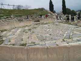 Linkapedia Architecture Discover more about Theatre of Dionysus
