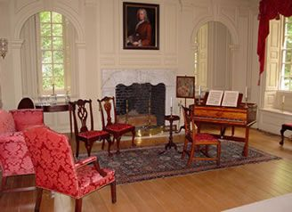 Nice Wilton House Richmond,VA   Plantation House Built In The 1700u0027s