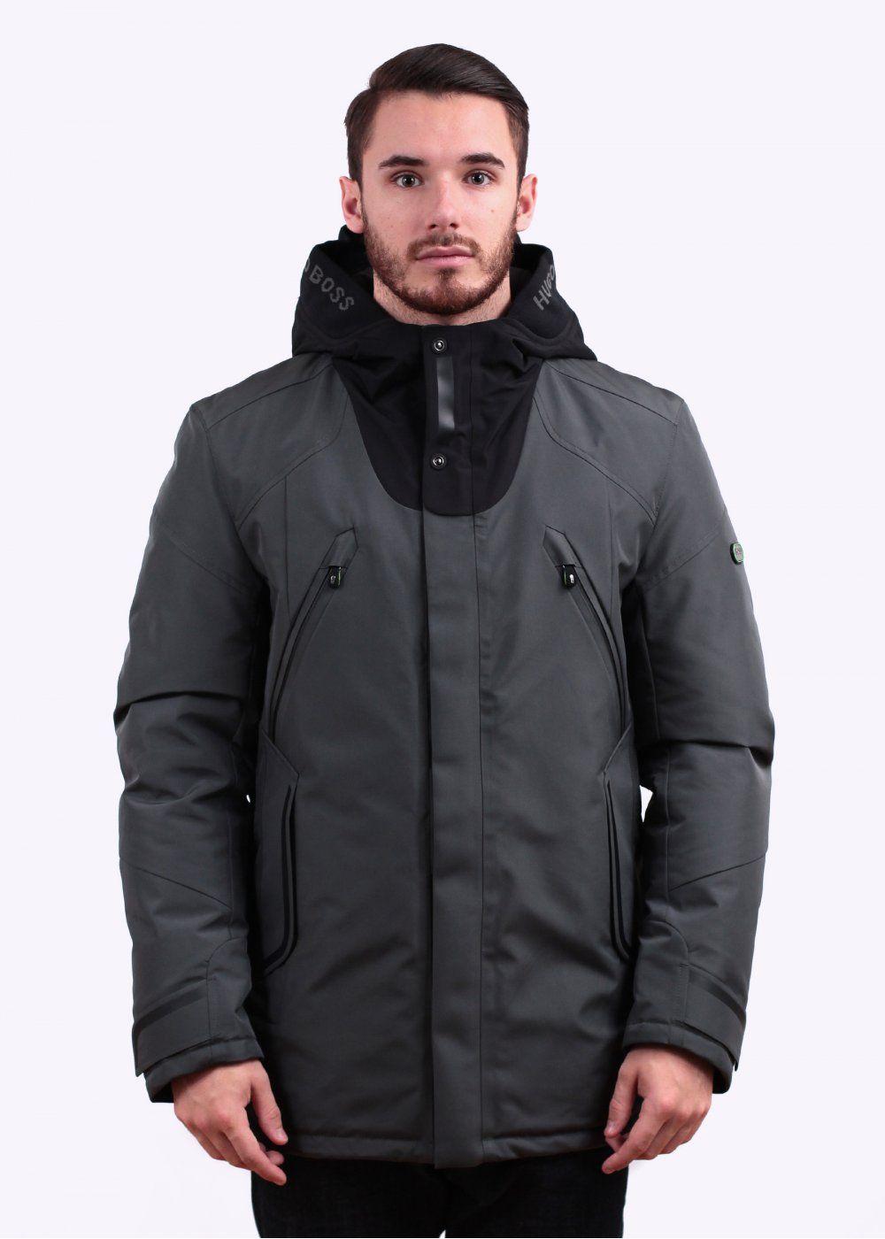 Jenato Jacket Dark Grey [ 1400 x 1000 Pixel ]