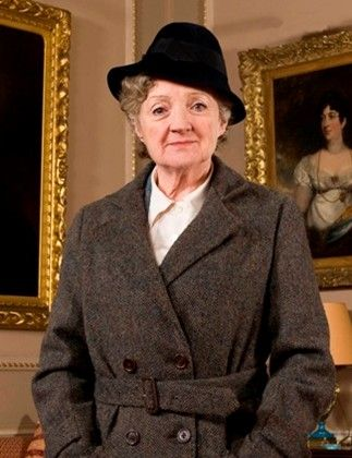 Marple - Julia McKenzie- I like Julia too but sometimes they rewrite these episodes a little coo-coo.Why Didn't They Ask Evans- what???