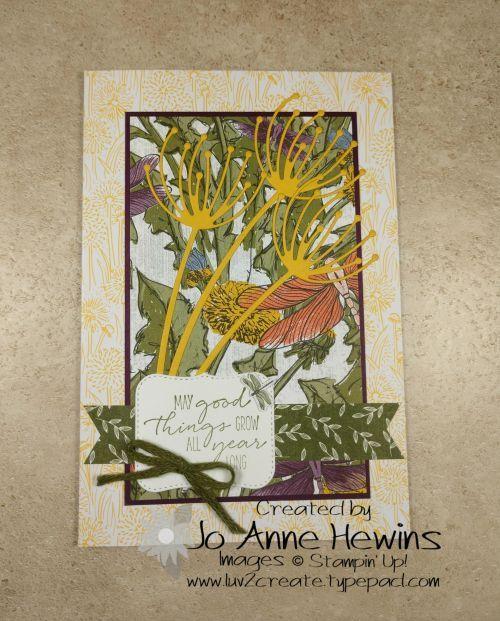 Dandy Garden Memories & More Cards & Envelopes by