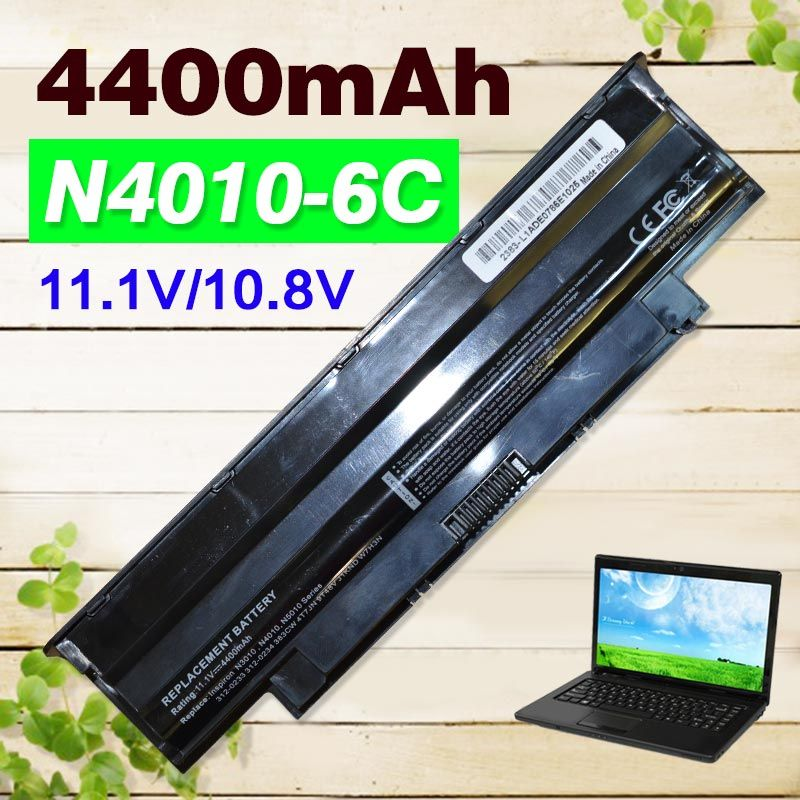 4400mAh Battery N4010 For DELL Inspiron N5110 13R 14R 15R