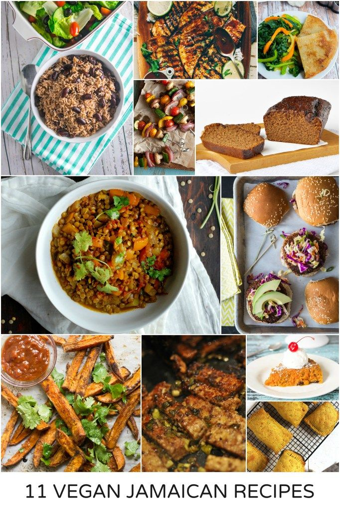 11 Vegan Jamaican Recipes Vegan Jamaican Recipes