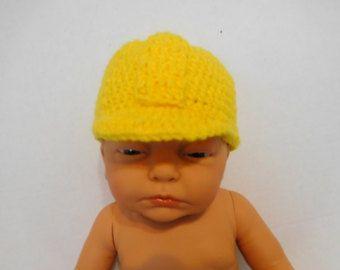 Sombrero del bebé construcción