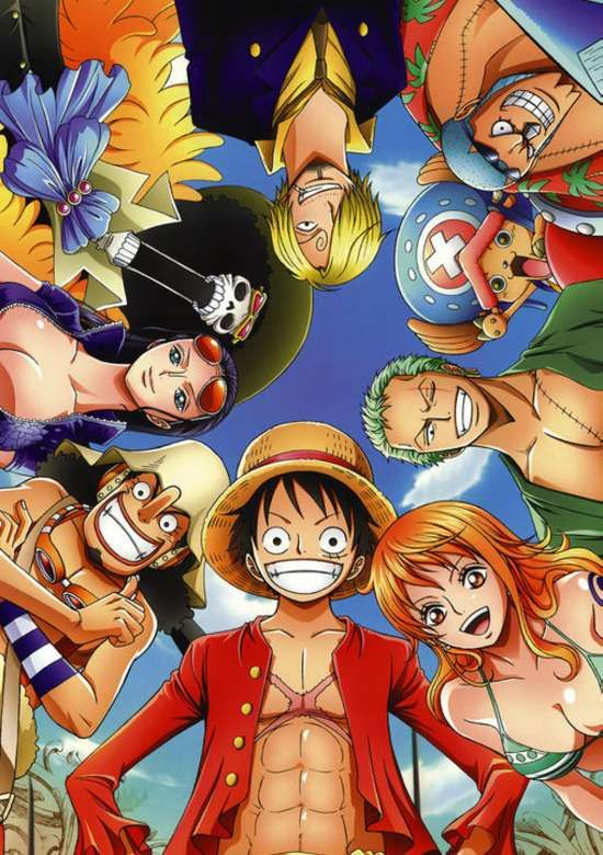 Pictures of one piece anime episodes to manga