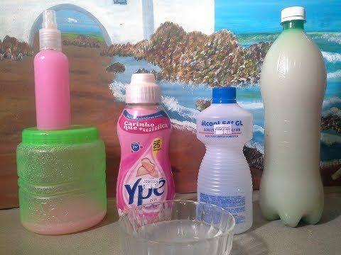 Como Fazer Aromatizador De Ambiente E Desinfetante Caseiro Diy