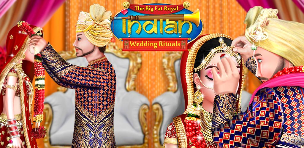 Prepare Yourself For Indianwedding And Perform Tons Of Weddingrituals Like Exchangevarmala Appliessindoor Royal Indian Wedding Royal Indian Indian Wedding