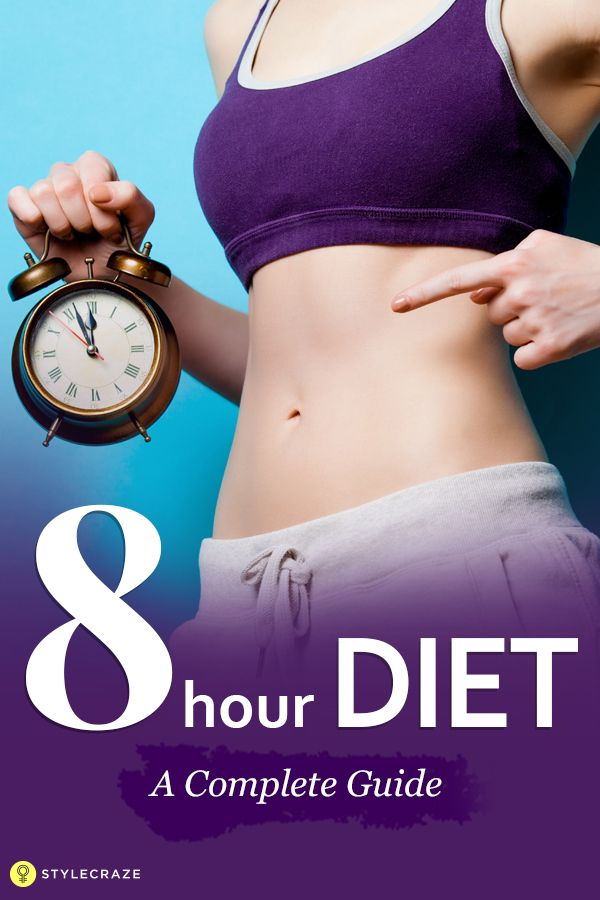 The 8 Hour Diet A Complete Guide Hair 8 Hour Diet Diet 2