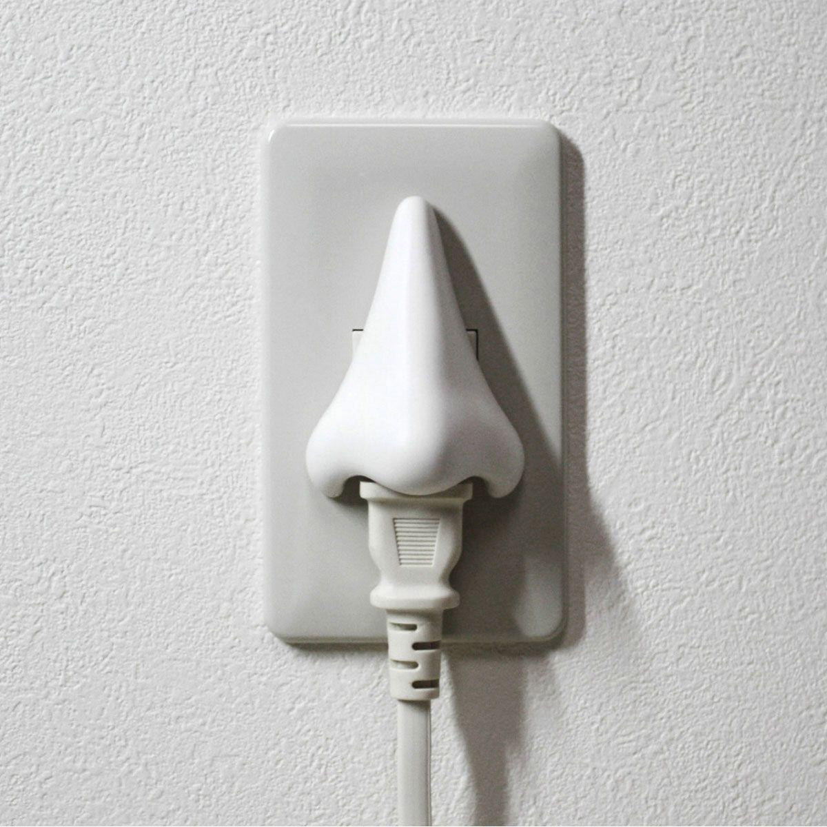 Hanaga-Tap-Nose-Power-Outlet-Funny-Gift-Idea.jpg 1,200×1,200 pixels
